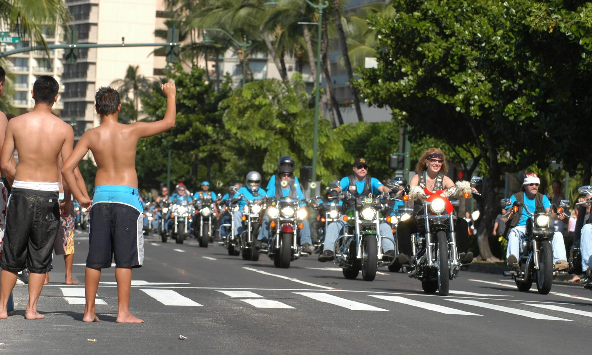 Street Bikers United Hawaii